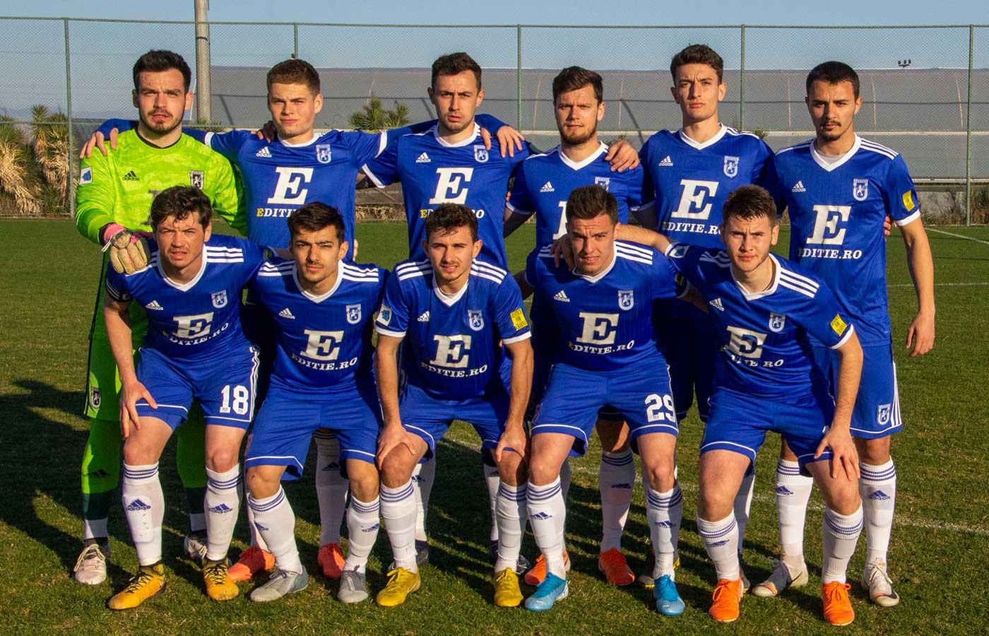 AMICAL Antalya. FCU - Arsenal Tula B - Prima repriză