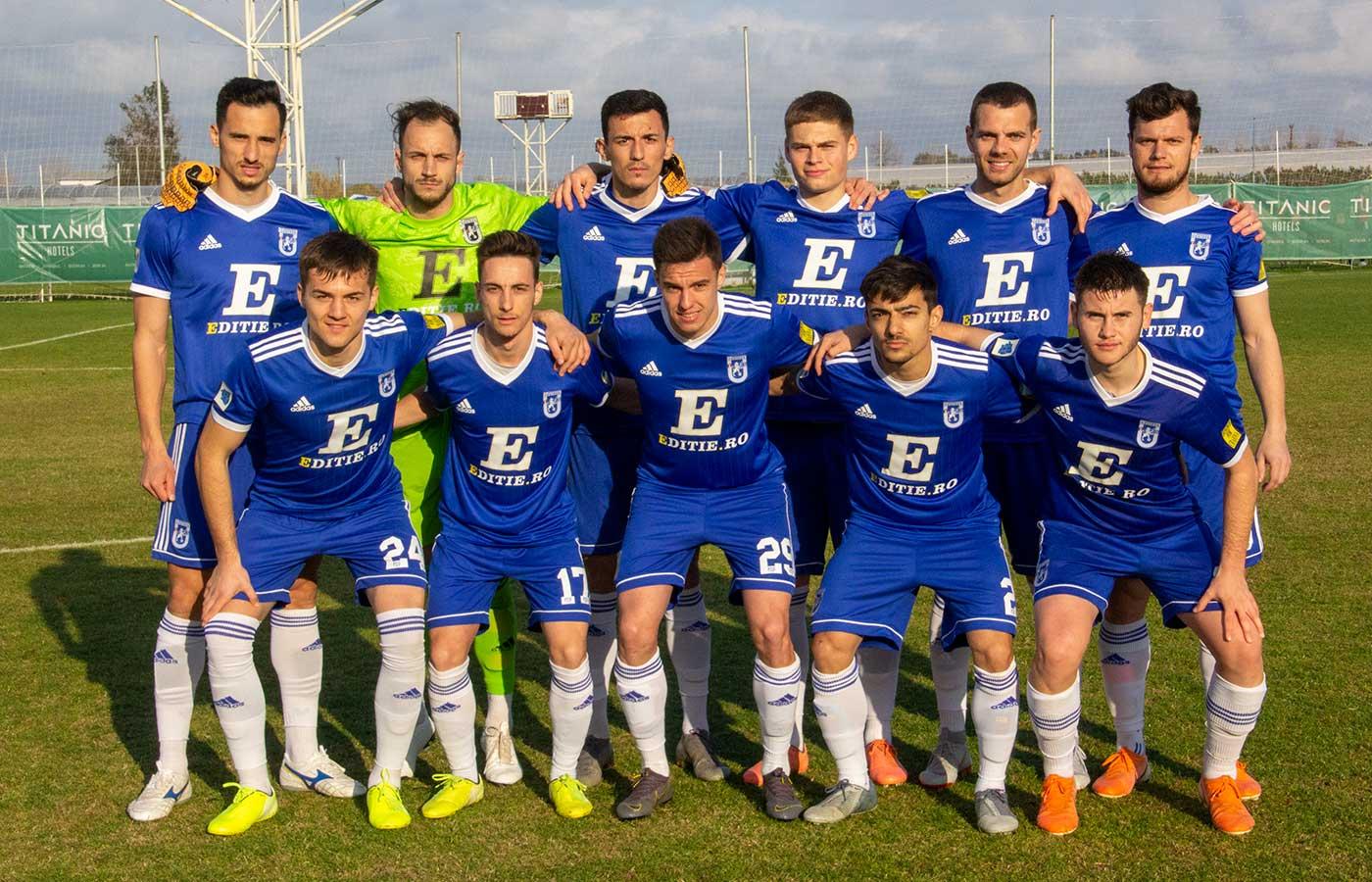 LIVE FCU - Rusia U19