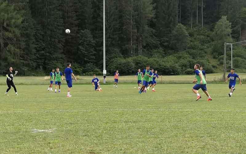 FCU - Cantonament Austria - 18-07-2019 - Antrenamentul de seară