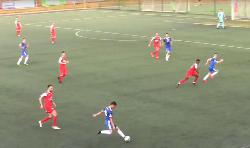 AMICAL  FCU -  SV Spittal 2-0 - A doua repriză - 22.07.2019