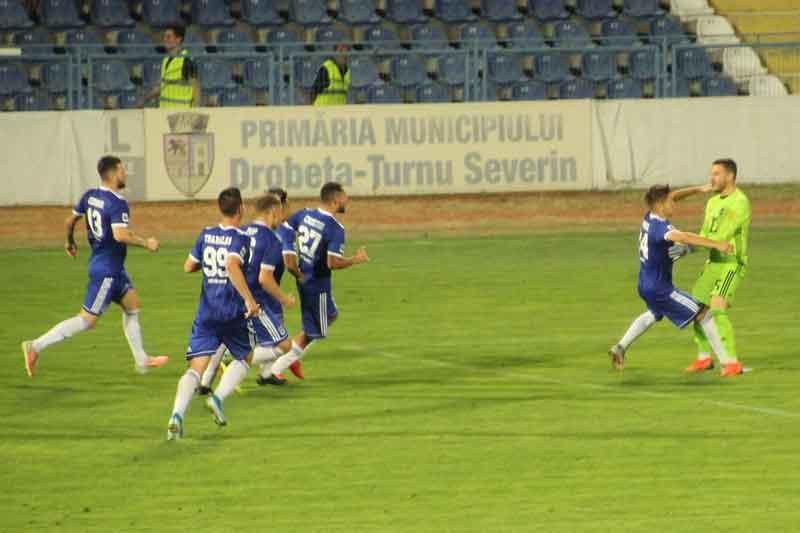 LIVE FC Universitatea - Viitorul Pandurii Tg. Jiu