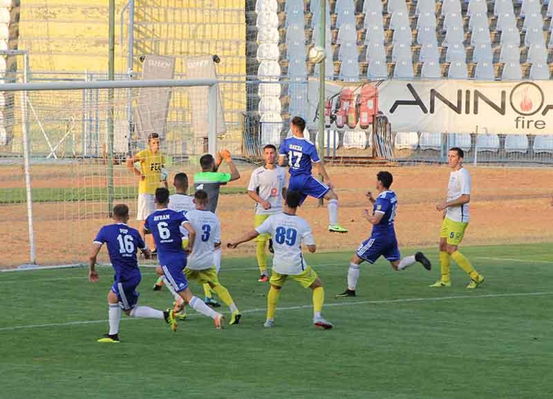 LIVE FC Universitatea - Gilortul Tg. Cărbunești