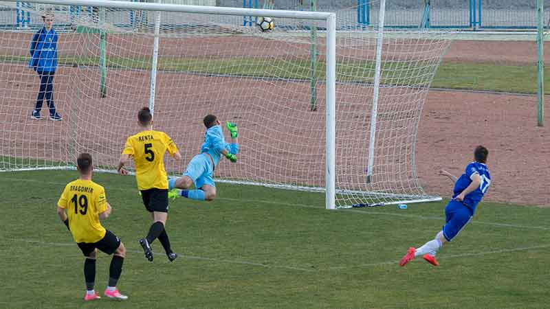 REZUMAT Universitatea Craiova - S.R Brasov Etapa 17 - Liga 3