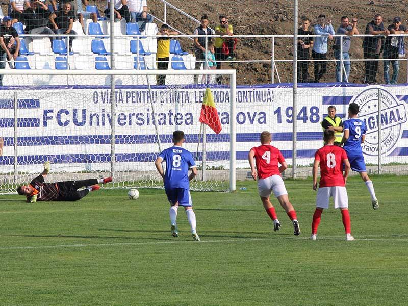LIVE FC Universitatea - Crișul Chișineu Criș
