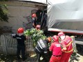 Accident cu victime la Brădești (VIDEO)