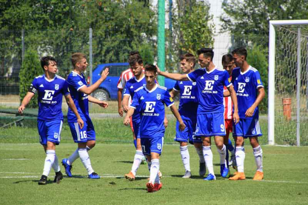 LIVE Cetate Deva - FC Universitatea